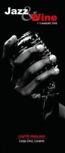 Dario Serafino - Jazz&Wine - Locarno