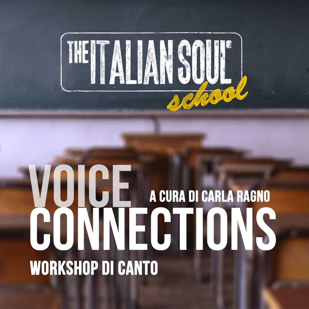The Italian Soul School - Workshop Canto