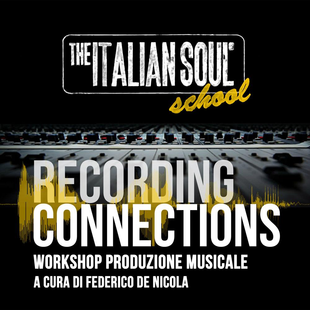The Italian Soul School - Workshop Recording