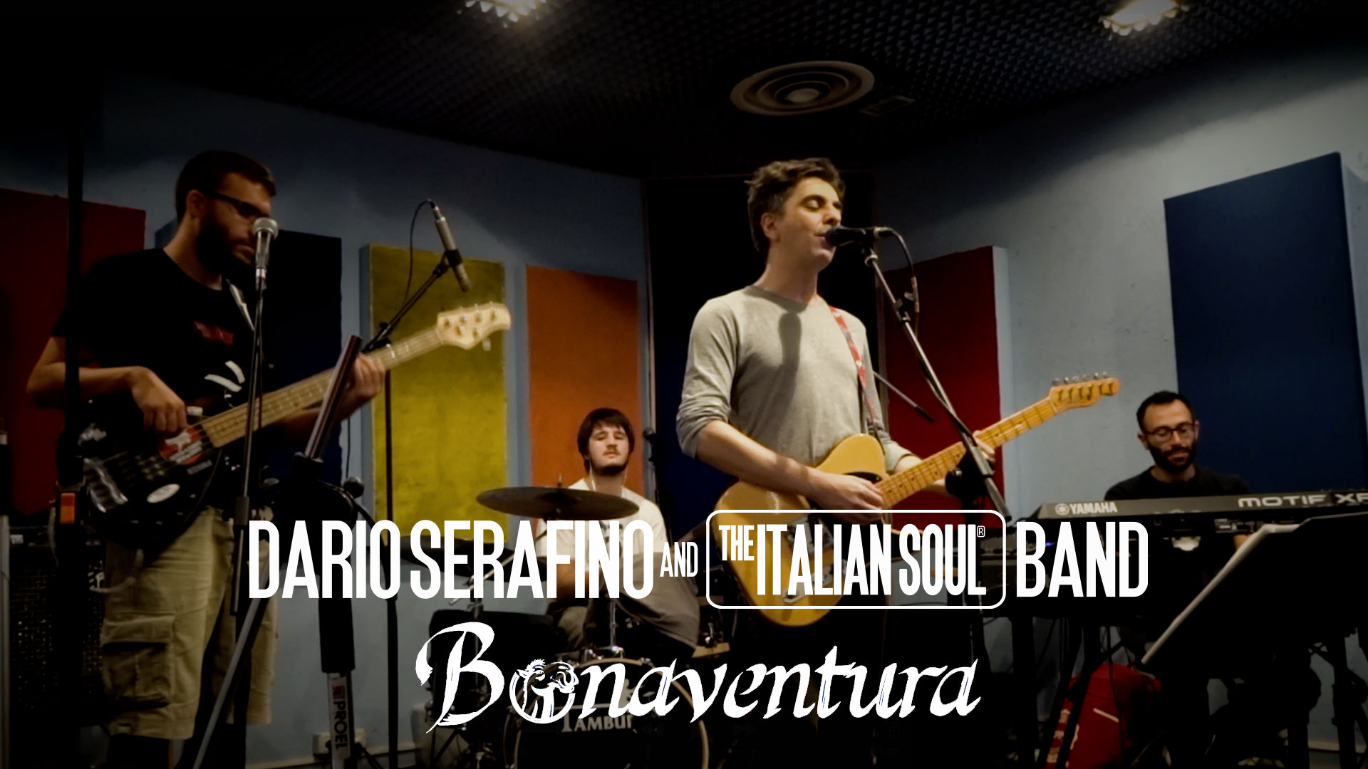 the italian soul band bonaventura