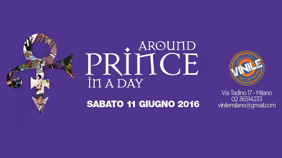 around prince in a day