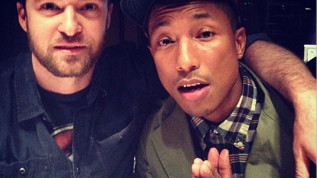 Justin timberlake & pharrell