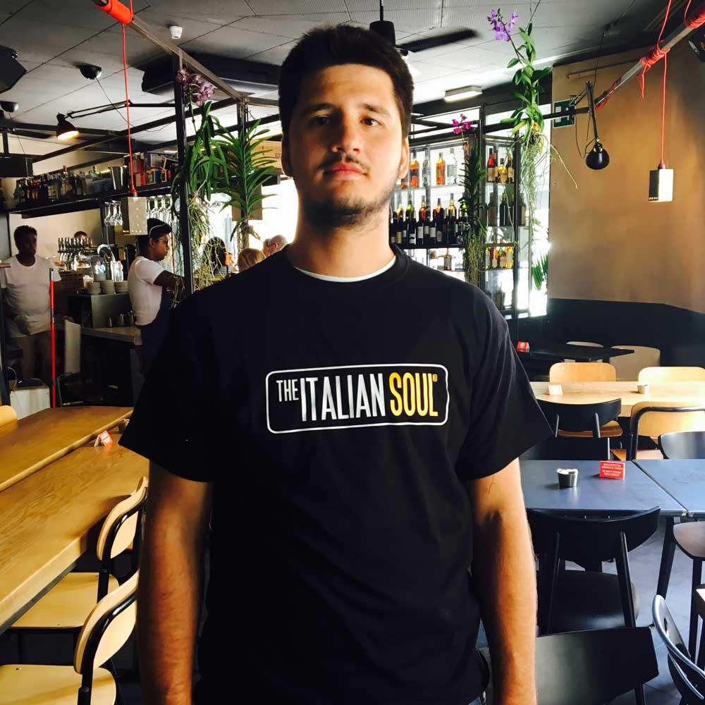 The Italian Soul T-Shirt - Man