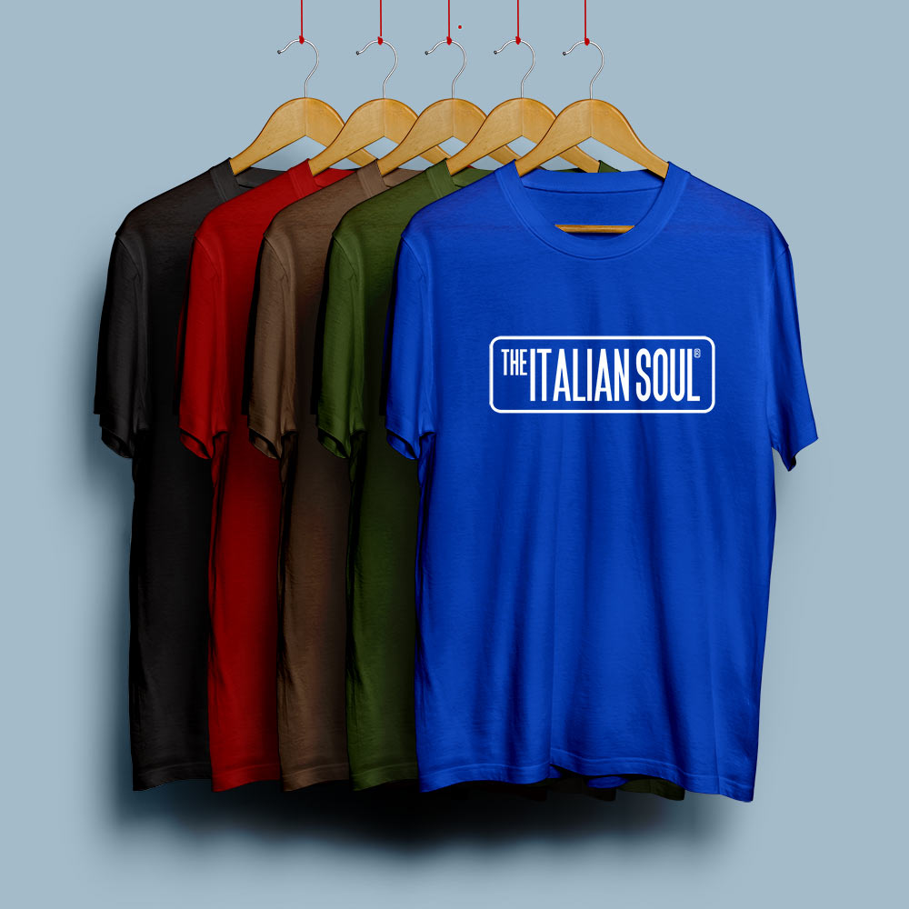 The Italian Soul T-Shirt color 1x1