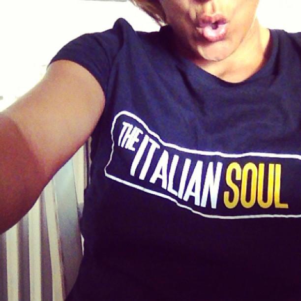 The Italian Soul T-Shirt Woman