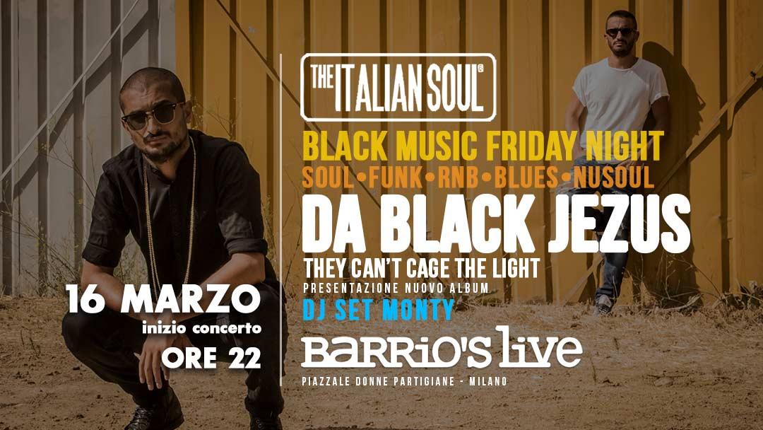 da Black Jezus Barrio's