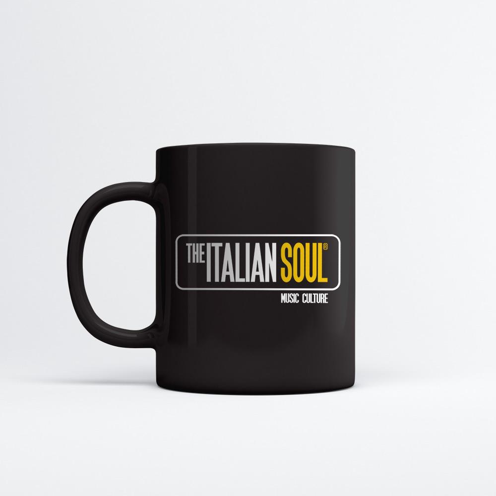 The Italian Soul MUG Black