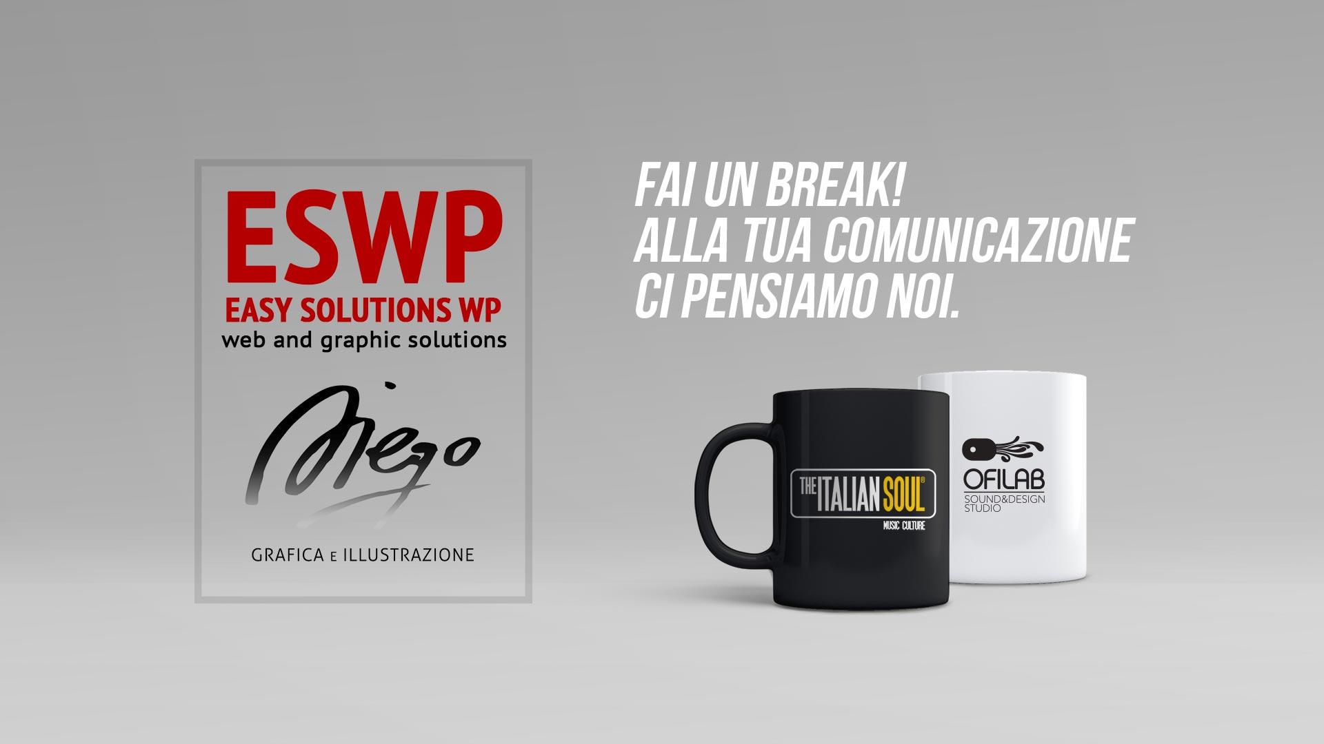 Comunicazione Partnership Easy Solutions WP Diego Mariani