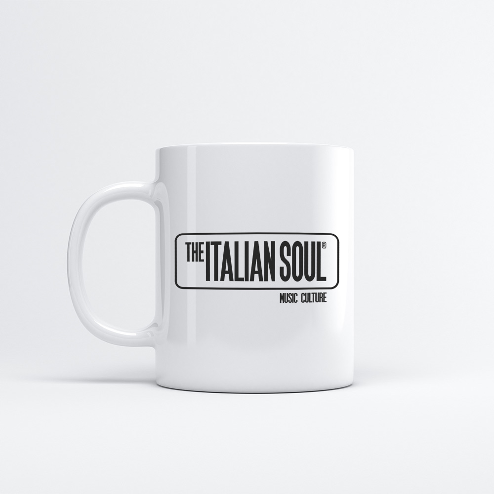 Mug The Italian Soul Bianca White