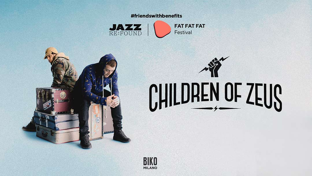 Children of Zeus - The Italian Soul