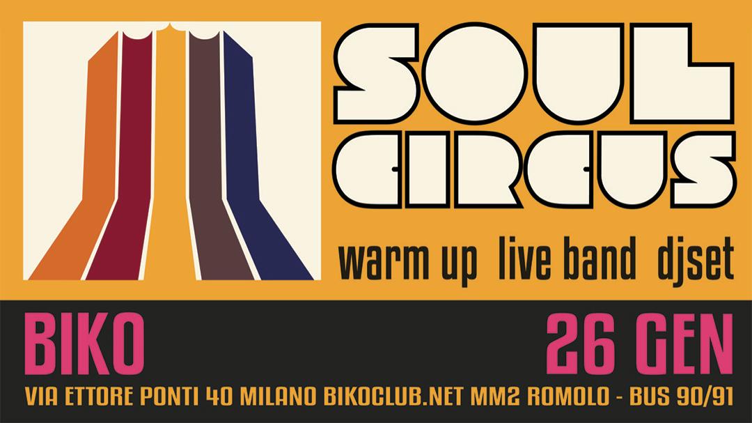 Soul Circus Milano