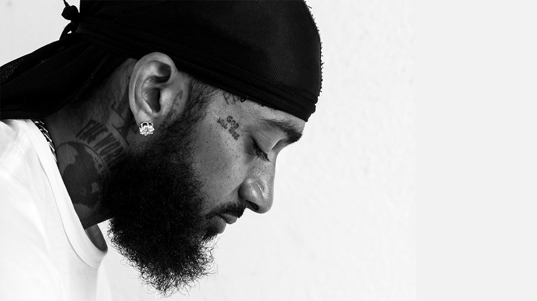 crocifissione nipsey hussle