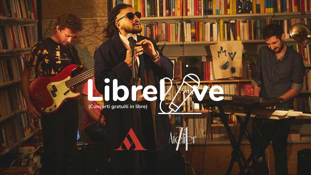 LIbreLIve - Il Format Live in Libreria