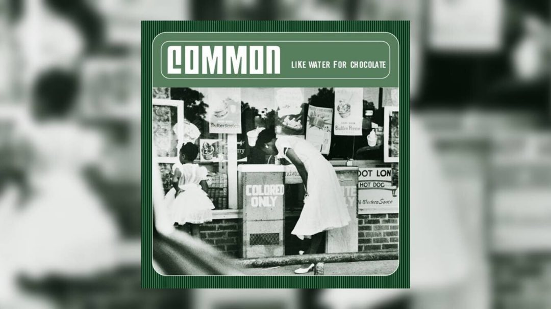 Like Water for Chocolate - Common