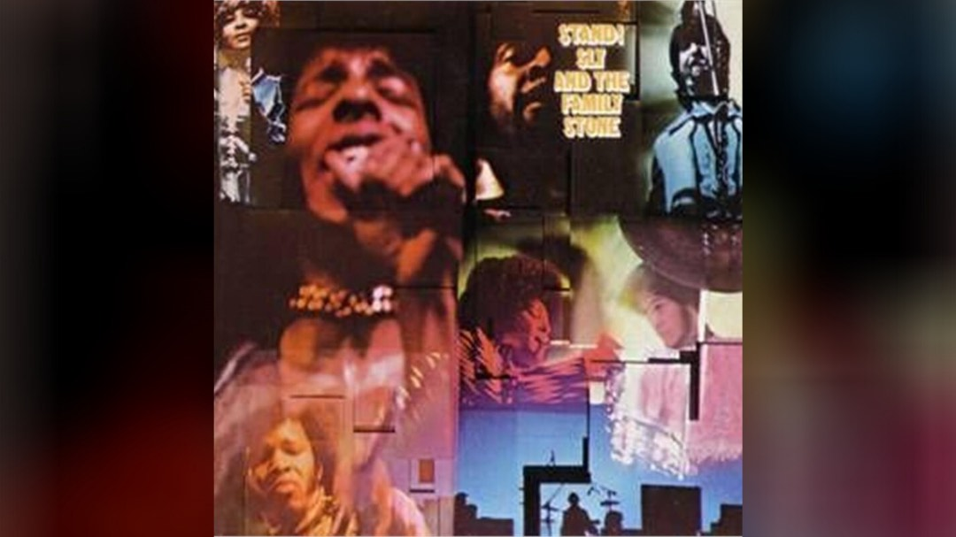 Sly & The Family Stone – Stand (1969)