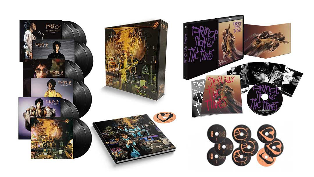 "Prince-Sign' ""O"" The Times Super Deluxe Edition"