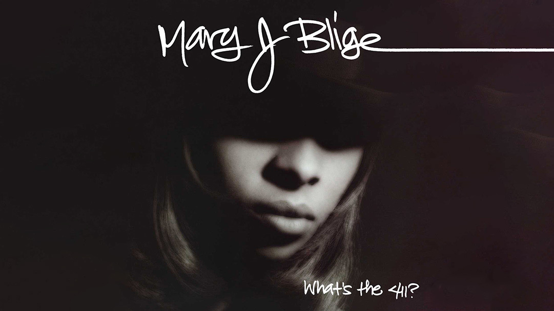 Mary J. Blige - What's The 411? - Back in the Days