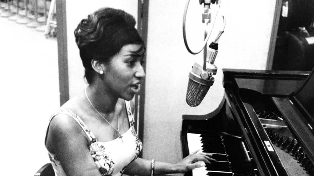 Aretha Franklin - Lady Soul - The Italian Soul