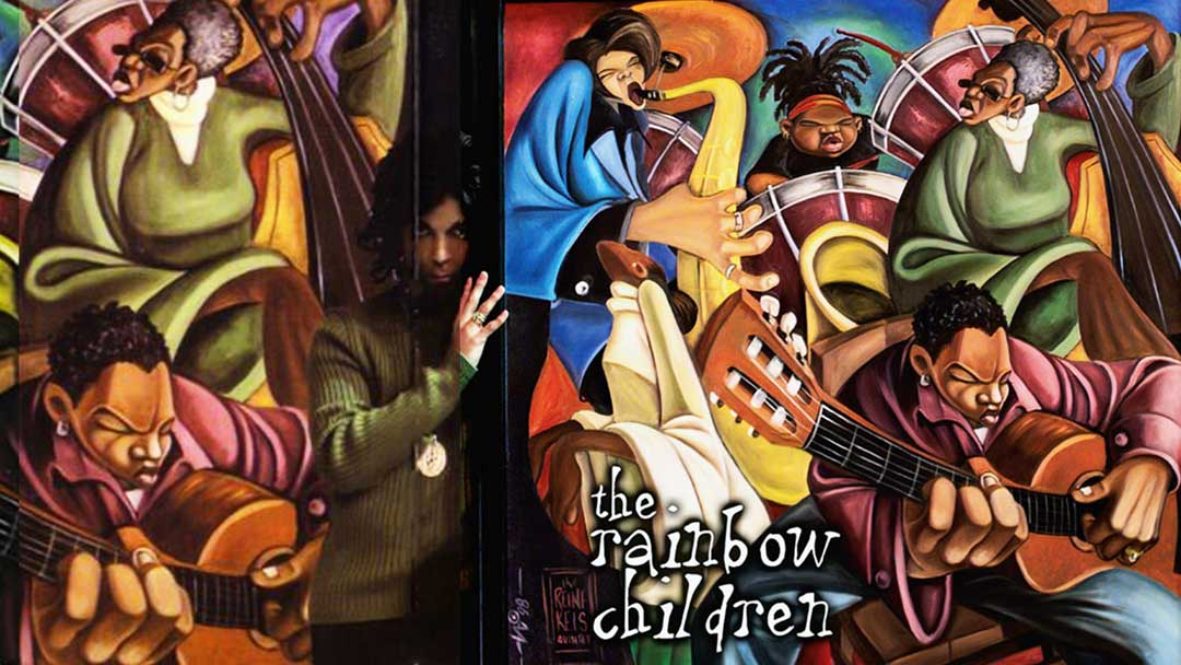 The Rainbow Childre - Prince - The Italian Soul