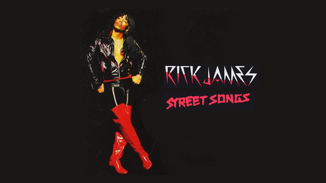 Rick James - Street Songs - The Italian Soul