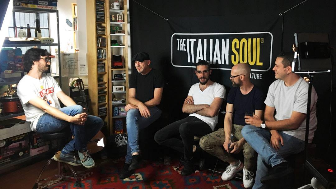Intervista Holebones - The Italian Soul