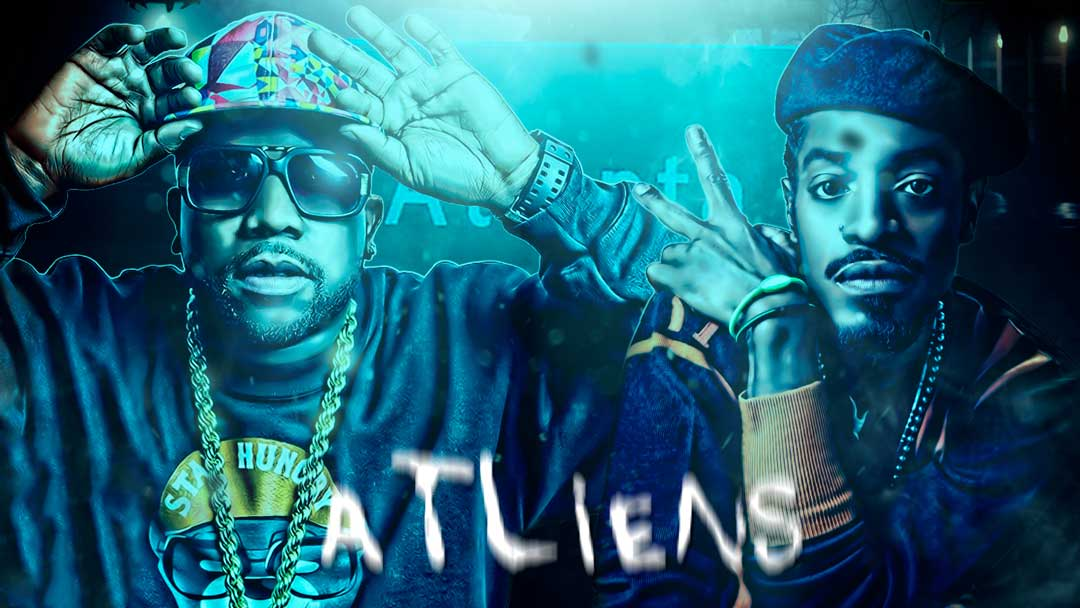 Outkast - Atliens - Back in The Days - The Italian Soul