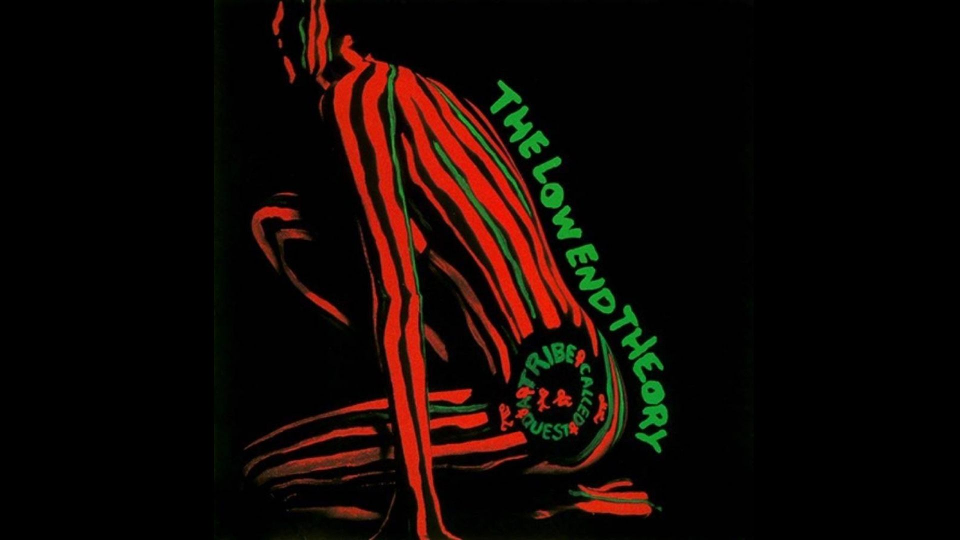The Low End Theory - Tribe Called Quest