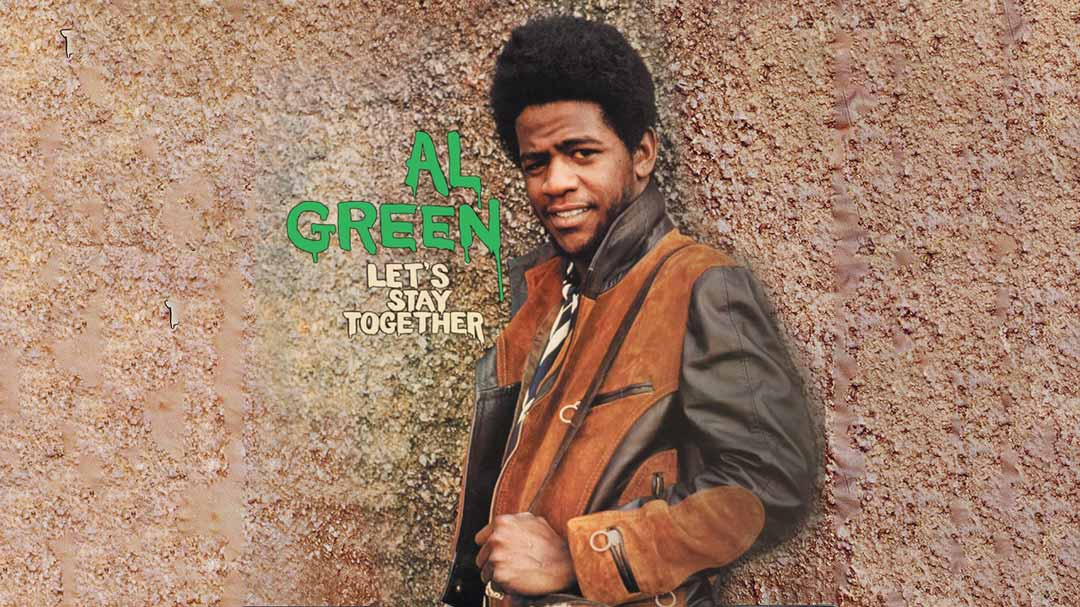 All Green - Let's Stay Together